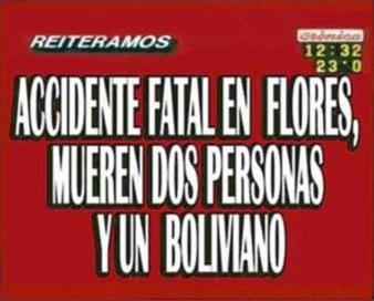 Heres A Prime Example Of The Quality Investigative Journalism From My Favorite Source For All News Argentina Cronica Tv Click For Past Segments